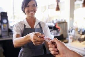 cashier-accepts