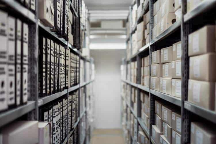 storing customer info